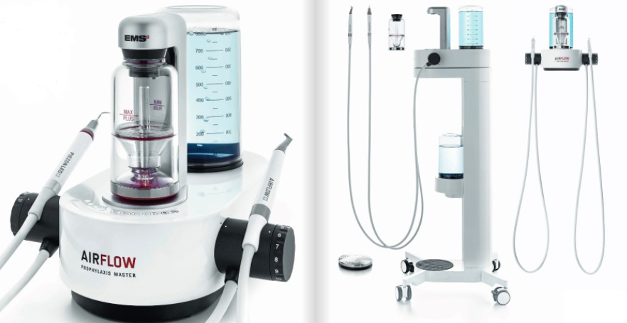 Igiene professionale GBT (GUIDED BIOFILM THERAPY)